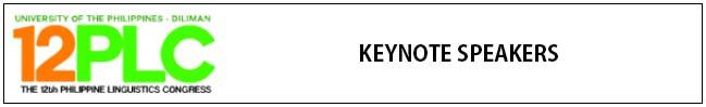 12PLC Keynote Speaker