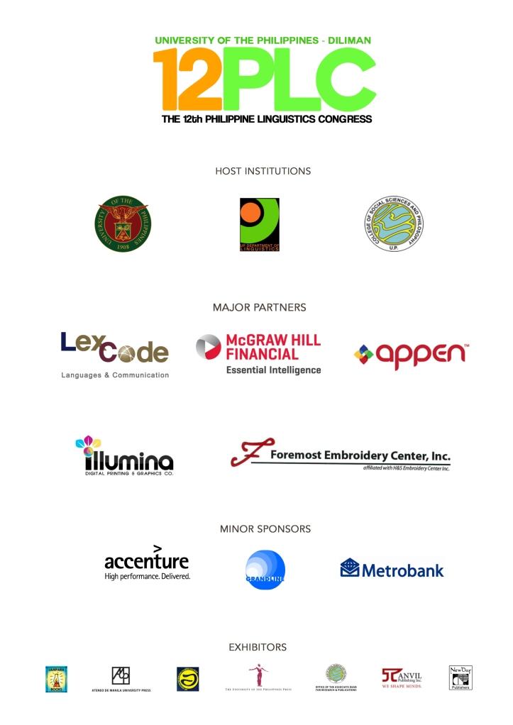 12PLC Sponsors