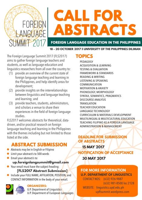 Foreign Language Summit2017
