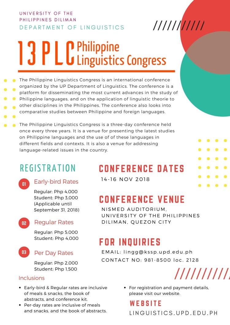 13PLC Poster Reg