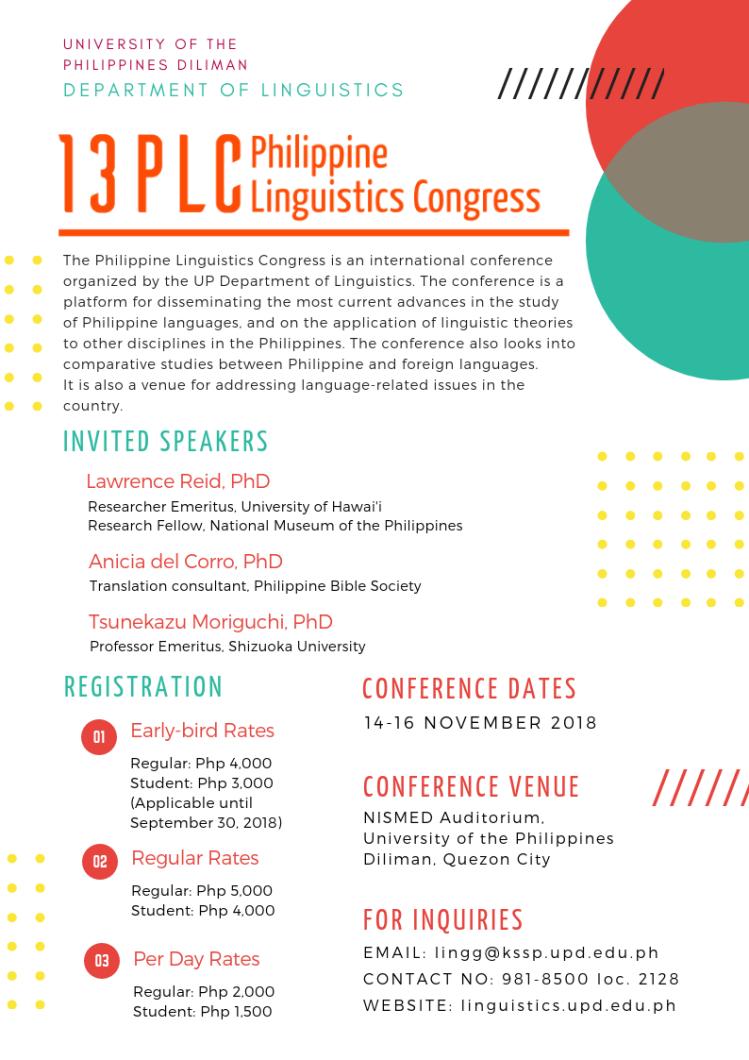 13PLC Poster